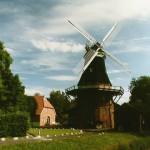 Morseer Mühle Mitmach BAcktag, Mühlencafe, Ferienwohnung am Jadebusen